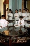 Cao Dai orchestra