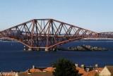 Heading north: the Forth Rail Bridge