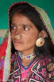 Tribal woman, Rann of Kutch