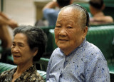 Seniors in Chinatown