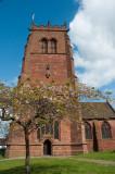 St Leonard's Church at Bridgnorth