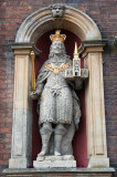Charles I at the Guildhall, Worcester