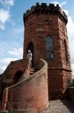 Laura's Tower, a Victorian Folly, at Shrewsbury