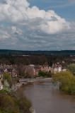 The Severn at Shrewsbury