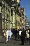 Nevsky Prospekt shopping strip