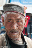 An elder of Manali, northern India