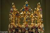 Treasures of the Schatzkammer, the royal treasury in Munich