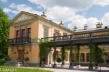 Kaiservilla, the Imperial summer lodge at Bad Ischl in the Salzkammergut region of Austria