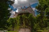Elisabeth's Tea House at the Kaiservilla, Bad Ischl