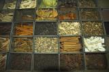 Chinese herbalist's stock-in-trade at Nguan Choon Tong, est. 1905 in Th Talang, Phuket Town