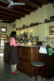 House of the Beautiful Images, a non-profit gallery and cafe in Soi Romanee, Phuket Town
