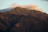 Sunset over Mt Bogong, 1986 metres