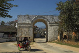 One of the original city gates, Kengtung