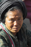 Tribal woman, Kengtung