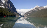 Lake Louise to Dawson Creek