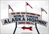 Dawson Creek to Whitehorse