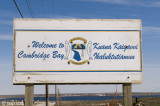 Welcome to Cambridge Bay - Welkom in Cambridge Bay