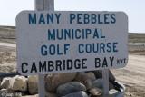 Many Pebbles Municipal Golf Course - Veel Kiezels Gemeentelijke Golfbaan