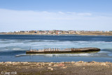 Wreck of Roald Amundsen's  Maud - Wrak van Roald Amundsens  Maud