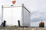 Human footprint on the tundra - Menselijke sporen op de toendra