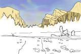 el capitan and bridalveil falls 2