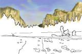 el capitan and bridalveil falls 3