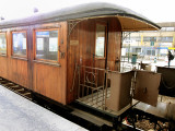 RB-Trävagn @ Vallentuna Station