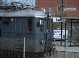 RB-Veterantåg Vallentuna Station