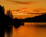 2011-09-Topic-LakeCorDAleneSunset-Serenity