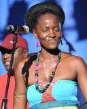 Le 25e Festival Nuits d'Afrique le 24 juillet 2011