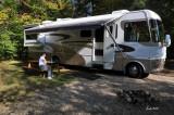 Première sortie officielle Parc du Mt-Tremblant 2011