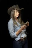Amelie a la mode western