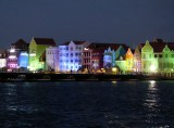 A lovely city, still colourful at night!