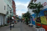Shopping the streets of Punda