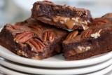 Ultimate Caramel Nut Brownie