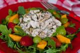 Shredded Chicken Salad with Cilantro