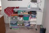 Mary's Remodeled Sewing Room