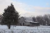 Farmland, Barns