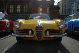 1956 Alfa Romeo Guilietta Spider