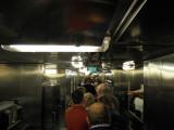 Westerdam kitchen galley tour