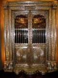 Gaudy door on the Westerdam