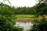 Sitka National Historical Park river