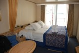 Our Stateroom on the MS Westerdam