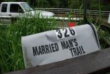 Married Man's Trail Mailbox