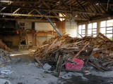 Larkin Street Demolition