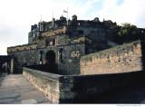 Edinburgh Castle 1979