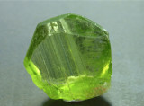 Olivine from Earth and Space