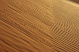 Empty Quarter avalanches and ripples