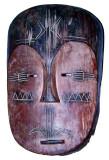 Fang dance mask, northern Gabon
