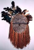 Tsayi kiduma dance mask, southeastern Gabon